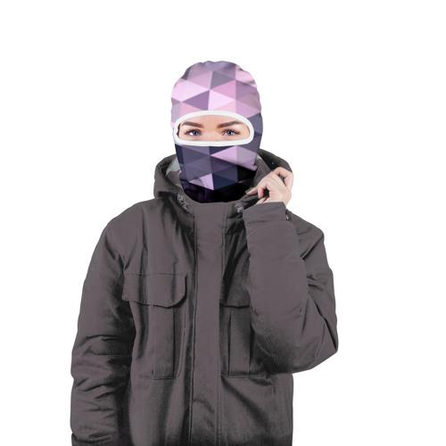 Балаклава 3D  Фото 04, Pixel Polygon