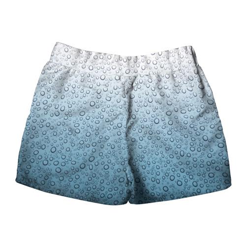 Женские шорты 3D  Фото 02, капли