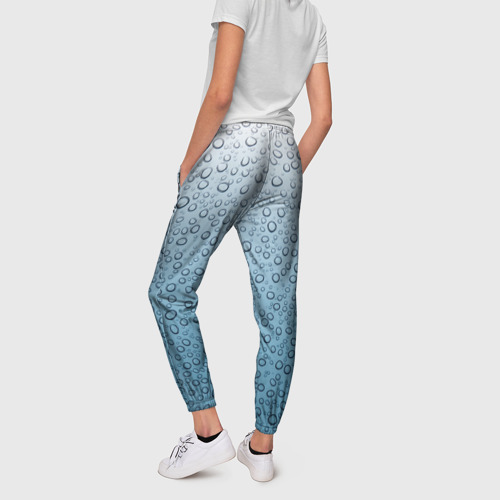 Женские брюки 3D  Фото 02, капли