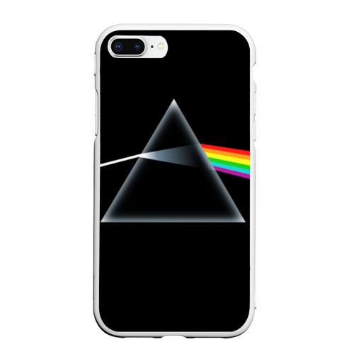 Чехол для iPhone 7Plus/8 Plus матовый Pink floyd Фото 01
