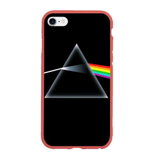 Чехол для iPhone 6/6S матовый Pink floyd Фото 01