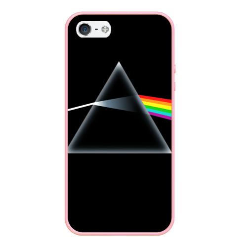 Чехол для iPhone 5/5S матовый Pink floyd Фото 01