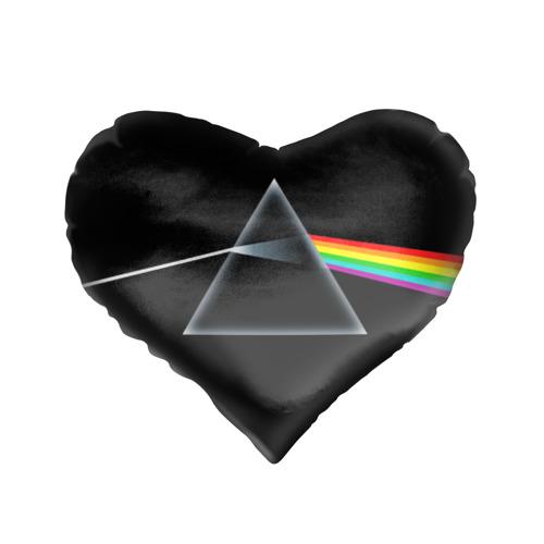 Подушка 3D сердце  Фото 01, Pink floyd