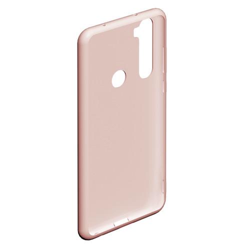 Чехол для Xiaomi Redmi Note 8 Pink floyd Фото 01