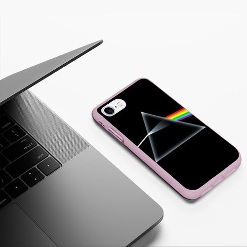 Чехол для iPhone 7/8 матовый Pink floyd Фото 01