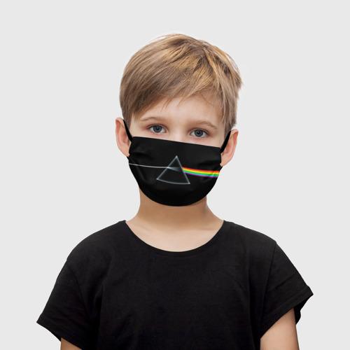Детская маска (+5 фильтров) Pink floyd Фото 01