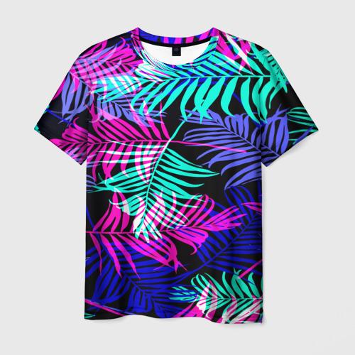 Мужская футболка 3D  Фото 03, Hawaii ?