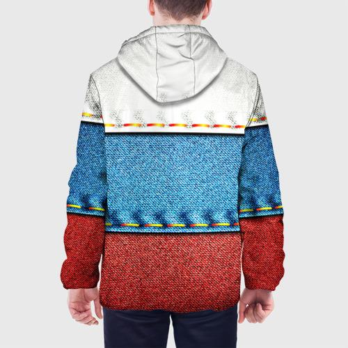 Мужская куртка 3D Триколор Фото 01