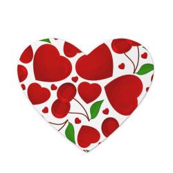 сердце и вишня