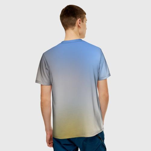 Мужская футболка 3D  Фото 02, Трейсер