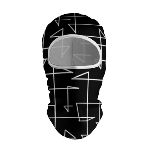 Балаклава 3D  Фото 01, Geometric (1)