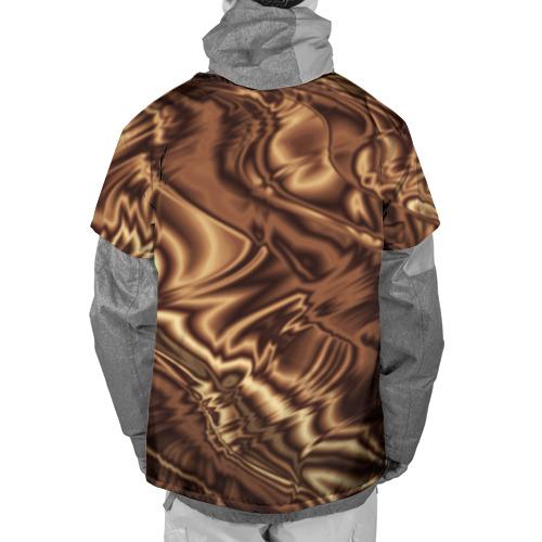 Накидка на куртку 3D  Фото 02, Роскошь