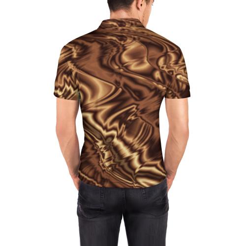 Мужская рубашка поло 3D  Фото 04, Роскошь