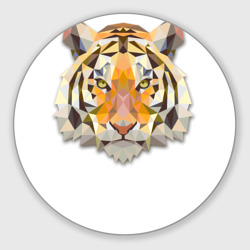 Полигональный тигр