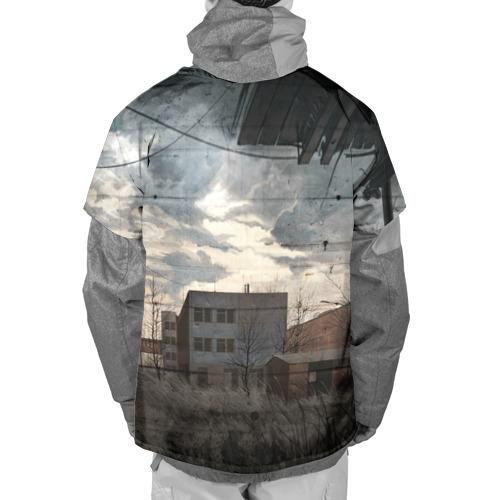 Накидка на куртку 3D  Фото 02, Сталкер