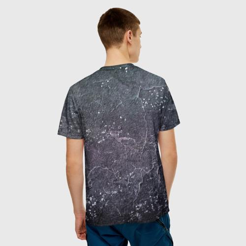 Мужская футболка 3D  Фото 02, Грандж