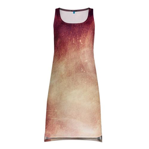 Платье-майка 3D  Фото 01, Грандж