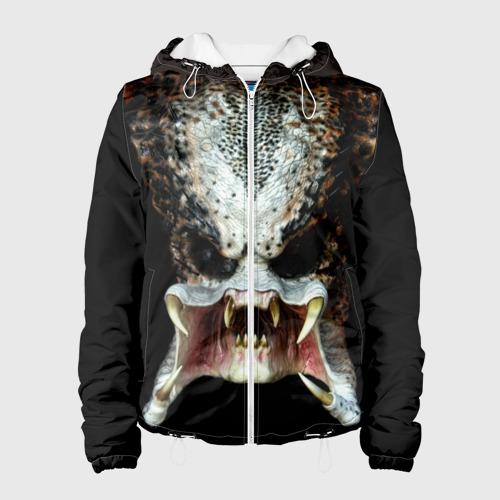 Женская куртка 3D  Фото 01, Хищник