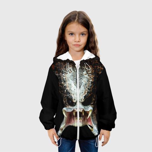 Детская куртка 3D  Фото 04, Хищник