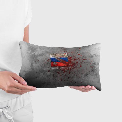 Подушка 3D антистресс  Фото 03, Русские идут!