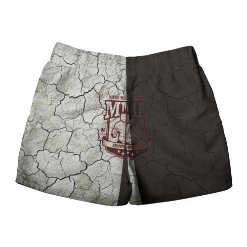 Женские шорты 3D  Фото 02, MMA