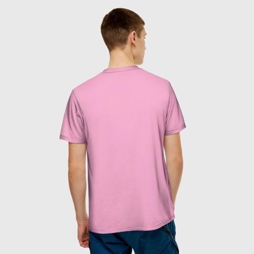 Мужская футболка 3D  Фото 02, Слоупок