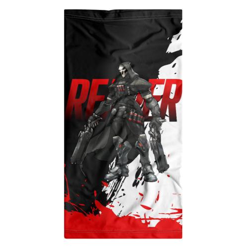 Бандана-труба 3D Overwatch Reaper Фото 01