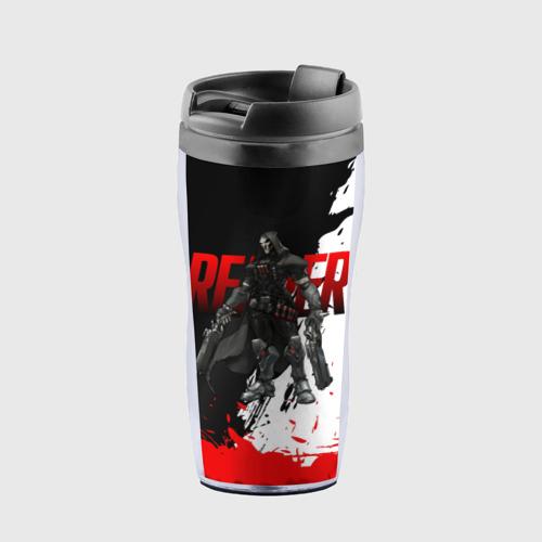 Термокружка-непроливайка  Фото 01, Overwatch Reaper