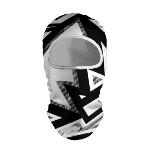 Балаклава 3D  Фото 01, Треугольники