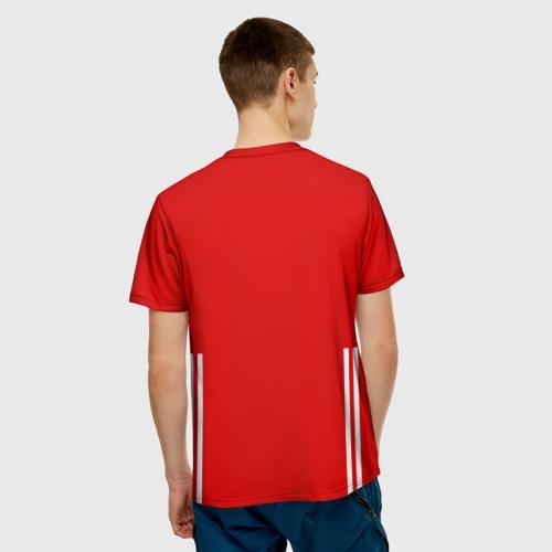 Мужская футболка 3D  Фото 02, Сборная Канады по хоккею 2016