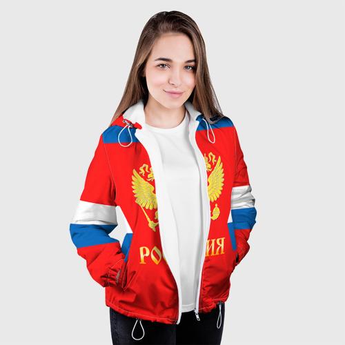 Женская куртка 3D  Фото 04, Форма № 87 SHIPACHEV