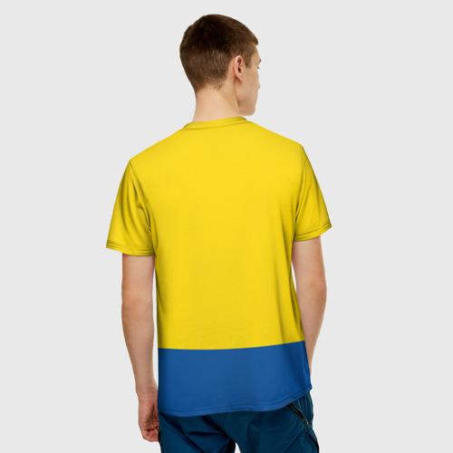 Мужская футболка 3D  Фото 02, Сборная Швеции по Хоккею