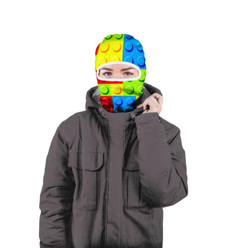Балаклава 3D  Фото 04, Конструктор
