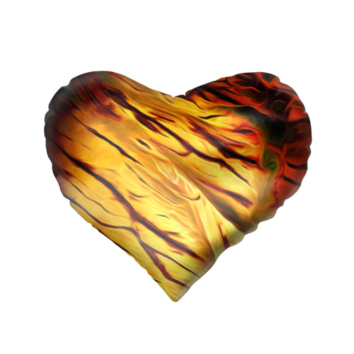 Подушка 3D сердце  Фото 02, Mercedes Benz