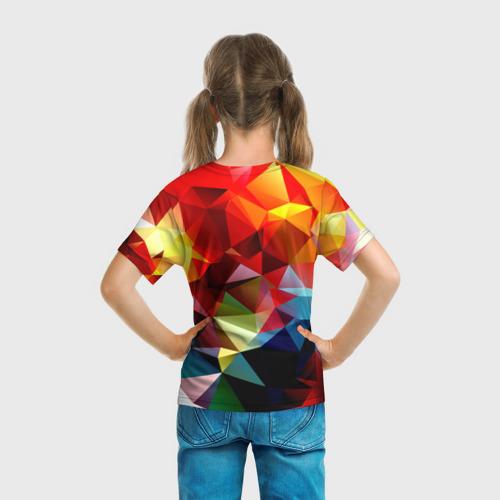 Детская футболка 3D  Фото 04, Polygon
