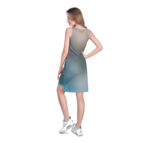 Платье-майка 3D  Фото 04, Пловец