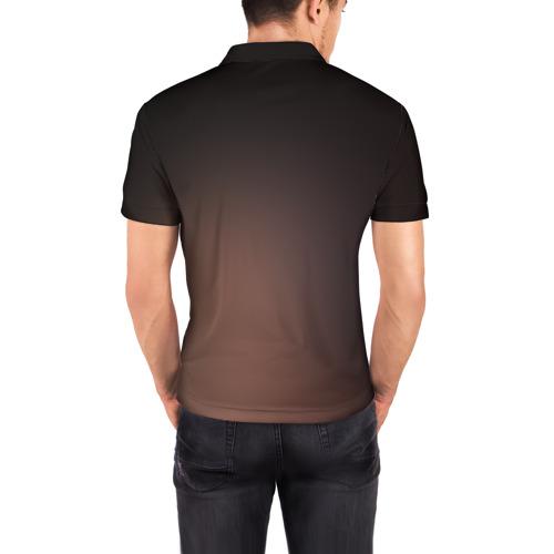 Мужская рубашка поло 3D  Фото 04, Энтони Эрвин