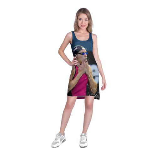 Платье-майка 3D  Фото 03, Пловец