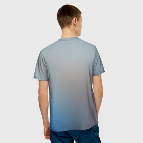 Мужская футболка 3D  Фото 02, Swimmer