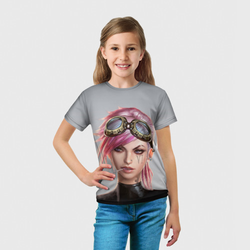 Детская футболка 3D  Фото 03, VI 1
