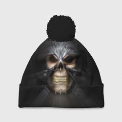 Скелет в маске