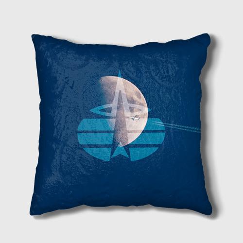 Подушка 3D  Фото 01, Космические войска