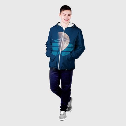 Мужская куртка 3D  Фото 03, Космические войска
