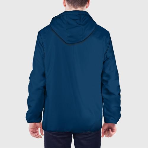 Мужская куртка 3D  Фото 05, Космические войска