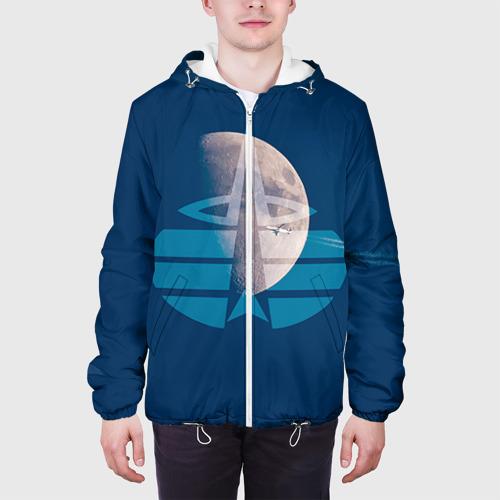 Мужская куртка 3D  Фото 04, Космические войска