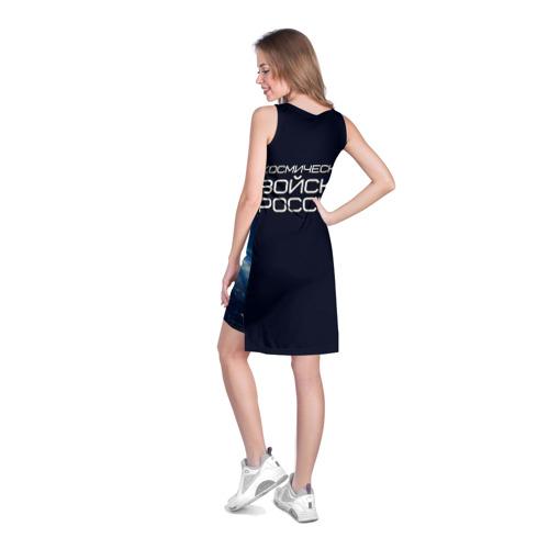Платье-майка 3D  Фото 04, Космические войска