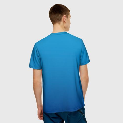 Мужская футболка 3D  Фото 02, Космические войска