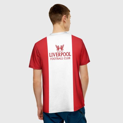 Мужская футболка 3D Liverpool FC Фото 01