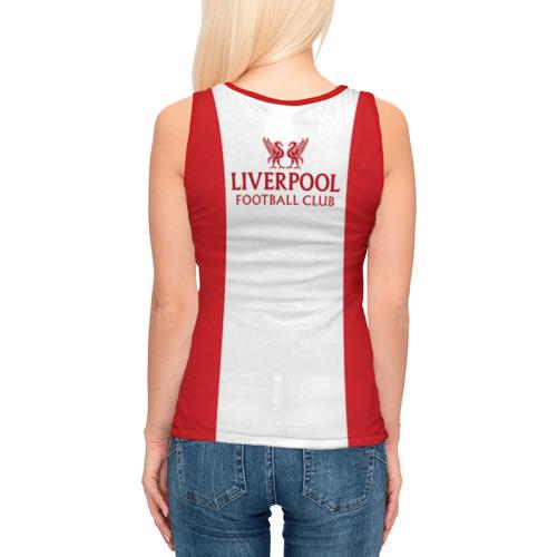 Женская майка 3D  Фото 04, Liverpool FC