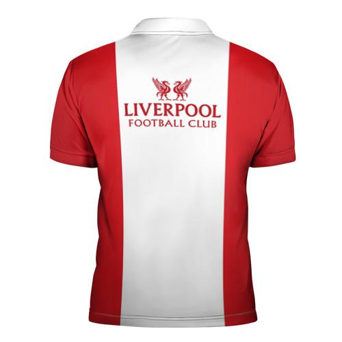 Мужская рубашка поло 3D  Фото 02, Liverpool FC
